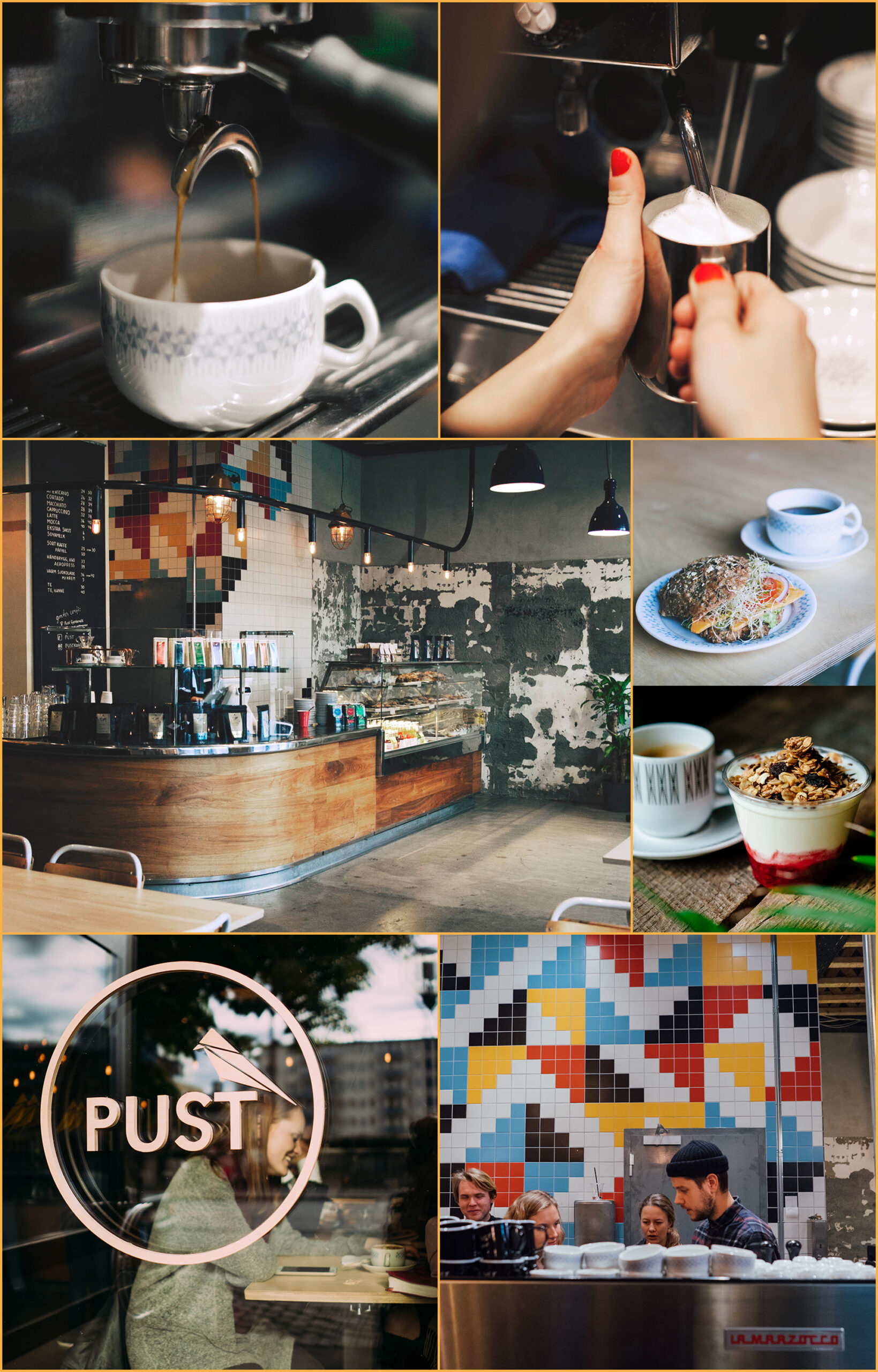 Flere bilder fra PUST